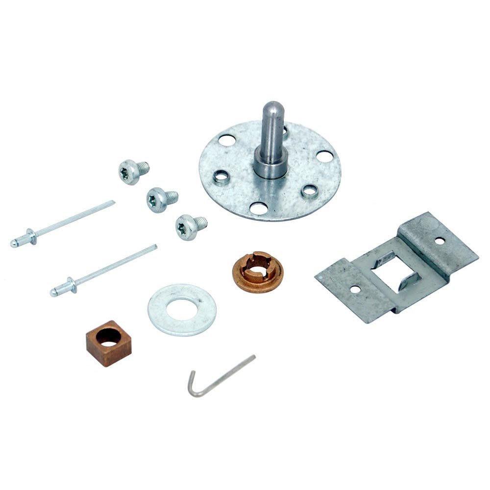 Drum Shaft Kit | Complete bearing kit Please note soak the bronze bush in oil for 24 hrs prior to instalation You will need a rivit gun to fit this part | Part No:C00095655