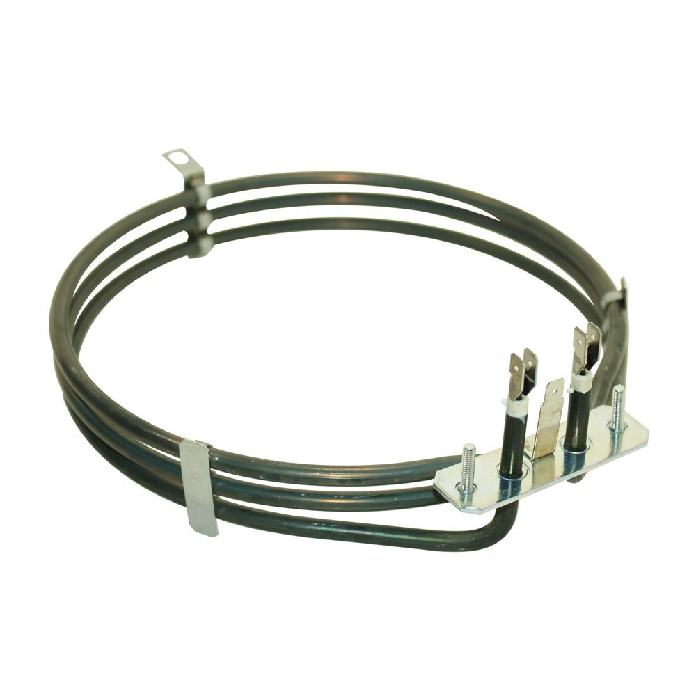 2100W Fan Oven Element | This part can be supplied as either a 2 or 3 turn 2100W element both have been confirmed suitable by baumatic. | Part No:082619415