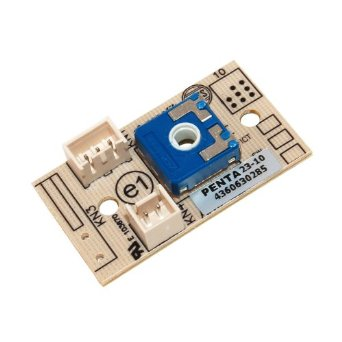 Potentiometer PCB | Fridge Freezer Board - Modules are not under warranty by the OEM as their policy is central to the fact they are not present at the time of fitting and thus cannot assess the expertise of the fitter | Part No:4360630285